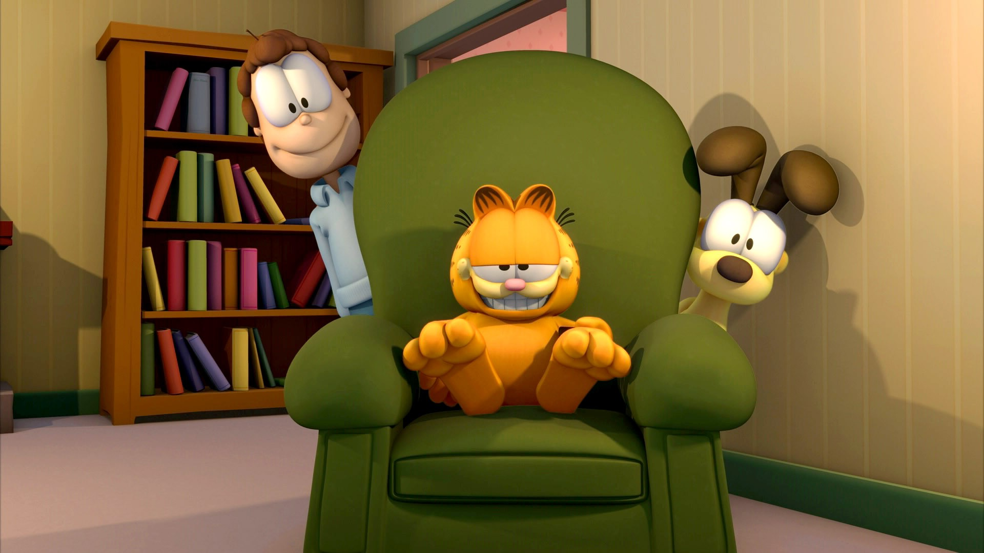 Tgdb Browse Game Garfield Gets Real
