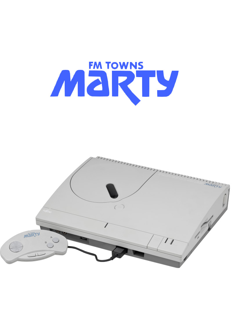 FM Towns Marty