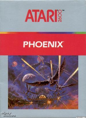 Phoenix/Atari 2600