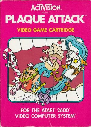 Plaque Attack/Atari 2600