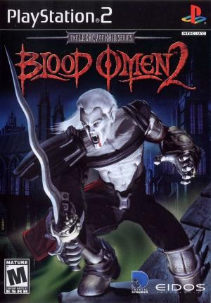Blood Omen 2 (The Legacy Of Kain Series) / PS2