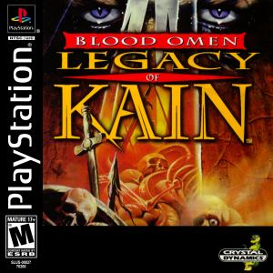 Blood Omen Legacy Of Kain/PS1