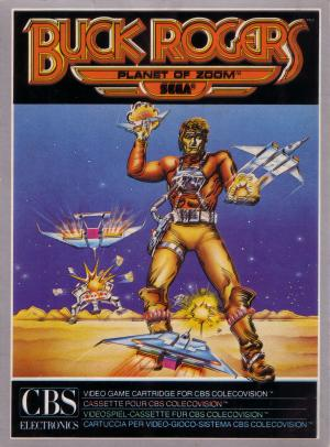 Buck Rogers Planet Of Zoom/Colecovision