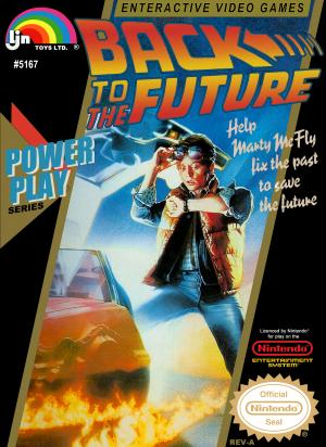 Back To The Future/NES