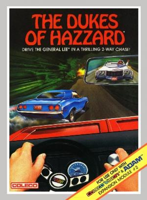 The Dukes Of Hazzard/Colecovision