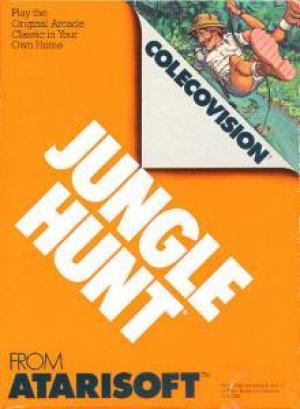 Jungle Hunt/Colecovision