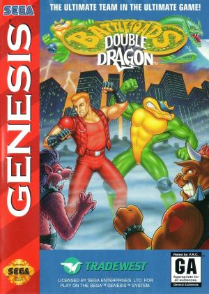 Battletoads & Double Dragon/Genesis