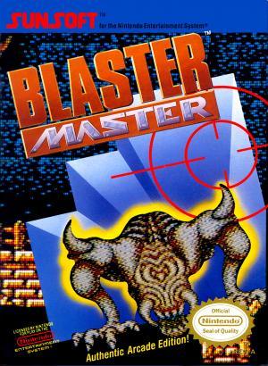 Blaster Master/NES