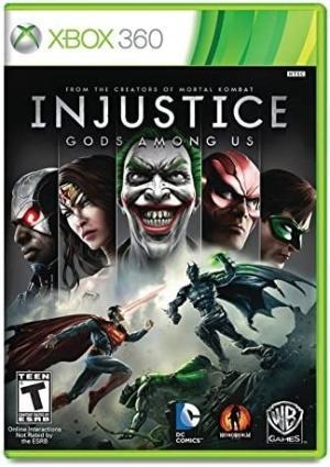 Injustice Gods Among Us/Xbox 360