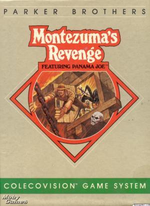 Montezuma's Revenge Featuring Panama Joe/Colecovision