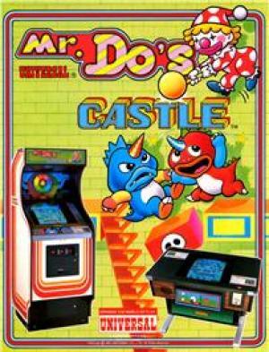 Mr. Do!'s Castle/Colecovision