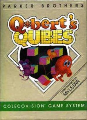 Q*Bert's Qubes/Colecovision