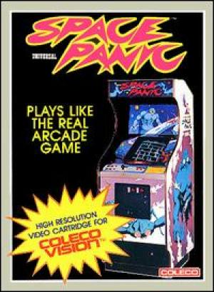 Space Panic /Colecovision