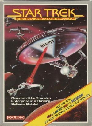 Star Trek Strategic Operations Simulator/Colecovision