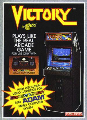 Victory/Colecovision