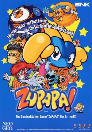 Zupapa! cover