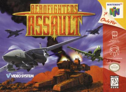 AeroFighters Assault/N64