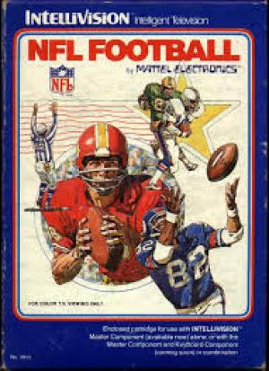 NFL Football/Intellivision