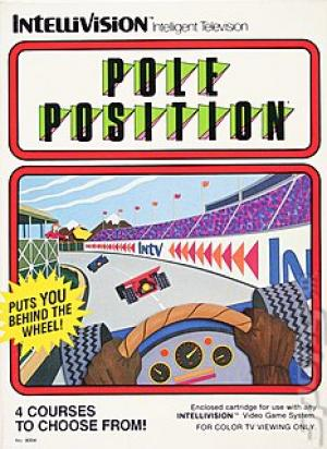 Pole Position/Intellivision