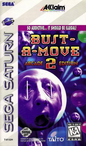 Bust-A-Move 2 Arcade Edition/Saturn