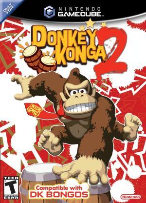 Donkey Konga 2 (Jeu Seulement) / GameCube