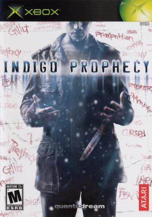 Indigo Prophecy/Xbox