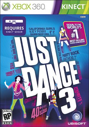 Just Dance 3 (Kinect) / Xbox 360