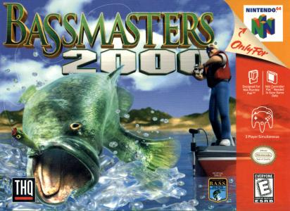 Bass Masters 2000/N64