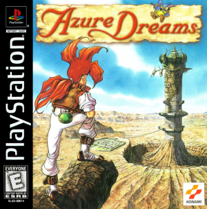 Azure Dreams/PS1