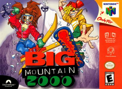 Big Mountain 2000/N64