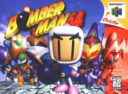 Bomberman 64/N64