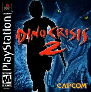 Dino Crisis 2/PS1