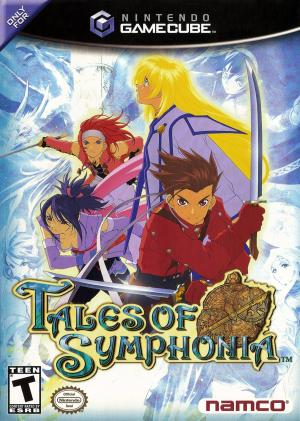 Tales Of Symphonia/GameCube