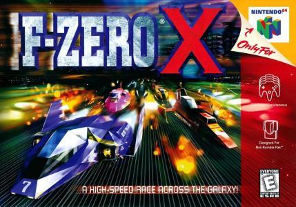 F-Zero X/N64