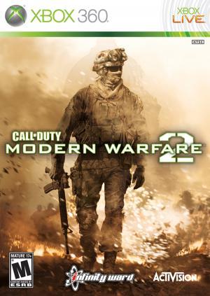 Call Of Duty Modern Warfare 2/Xbox 360