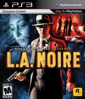 L.A. Noire/PS3