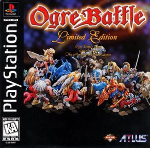 Ogre Battle March of the Black Queen/PS1