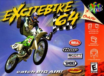 Excitebike 64/N64