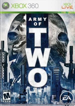 Army Of Two/Xbox360
