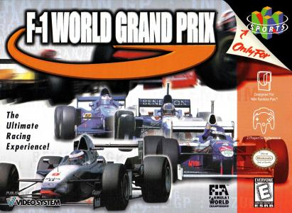 F-1 World Grand Prix/N64