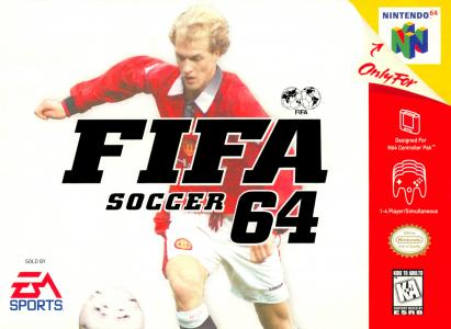 Fifa Soccer 64 / N64