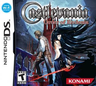 Castlevania Order Of Ecclesia/DS