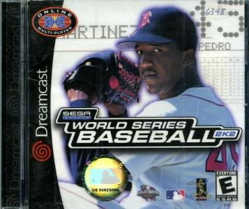 World Series Baseball 2K2/Dreamcast