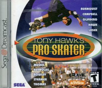 Tony Hawk Pro Skater/Dreamcast