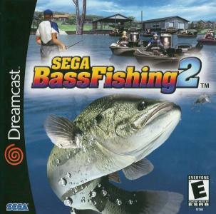 Sega Bass Fishing 2/Dreamcast