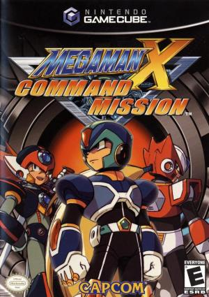 Mega Man X Command Mission/GameCube