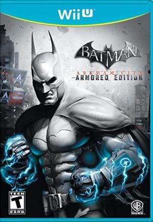 Batman Arkham City Armored Edition U/Wii U