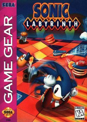 Sonic Labyrinth cover