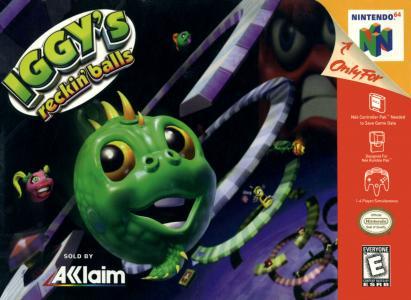 Iggy's Reckin' Balls/N64