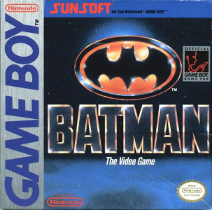 Batman The Video Game/Game Boy